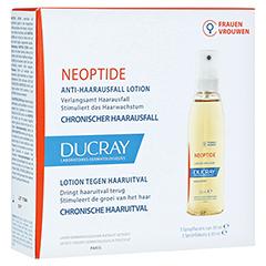 Ducray Neoptide Anlagebedingter Haarausfall Tinktur 3x30 Milliliter