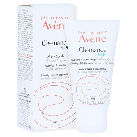 AVENE Cleanance MASK Peeling Maske 50 Milliliter