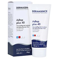 DERMASENCE Adtop plus 40 Creme 100 Milliliter