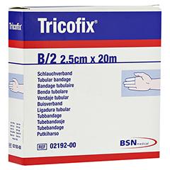 TRICOFIX Schlauchverband Gr.B 2,5 cmx20 m 1 Stück