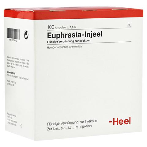 EUPHRASIA INJEEL Ampullen 100 Stück N3
