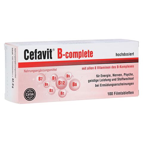 Cefavit B-complete Filmtabletten 100 Stück