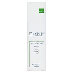 PREVAL Lippenbalsam LSF 25 15 Gramm - Vorderseite