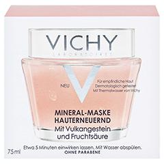 Vichy Mineral-Maske Hauterneuernde Maske 75 Milliliter - Vorderseite