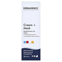 Dermasence Cream mask 50 Milliliter - Vorderseite