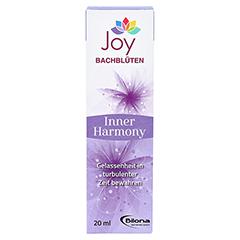 JOY BACHBLÜTEN Inner Harmony Essenz 20 Milliliter - Vorderseite