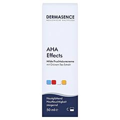 Dermasence AHA Effects 50 Milliliter - Vorderseite