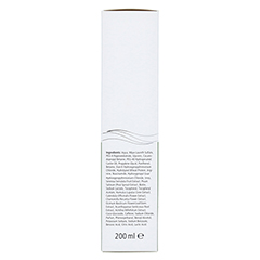 PHYTO HAIR Booster Pflege-Shampoo 200 Milliliter - Linke Seite