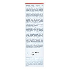 Ducray Neoptide Anlagebedingter Haarausfall Tinktur 3x30 Milliliter - Linke Seite