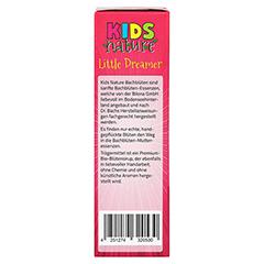 KIDS NATURE Bachblüten alk.frei Little Dreamer 20 Milliliter - Linke Seite