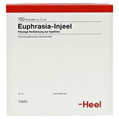 EUPHRASIA INJEEL Ampullen 100 Stück N3 - Rückseite