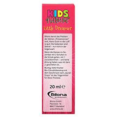 KIDS NATURE Bachblüten alk.frei Little Dreamer 20 Milliliter - Rückseite