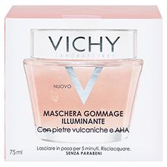 Vichy Mineral-Maske Hauterneuernde Maske 75 Milliliter - Rückseite