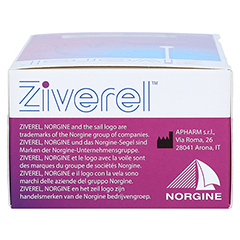 Ziverel 14x10 Milliliter - Oberseite