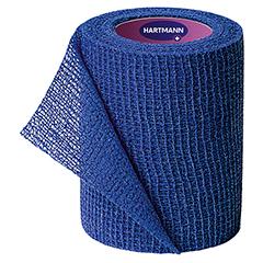 PEHA-HAFT Color Fixierbinde latexf.6 cmx4 m blau 1 Stück