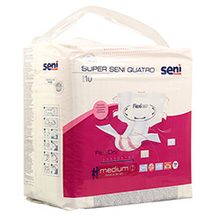 SUPER SENI Quatro Gr.2 M Inkontinenzhose 10 Stück