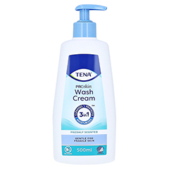 TENA WASH Cream 500 Milliliter