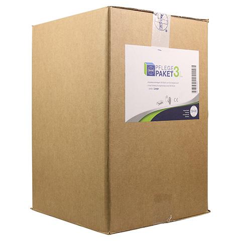 PFLEGEPAKET 3L Pflegebox Param Pflegepauschale 1 Stück