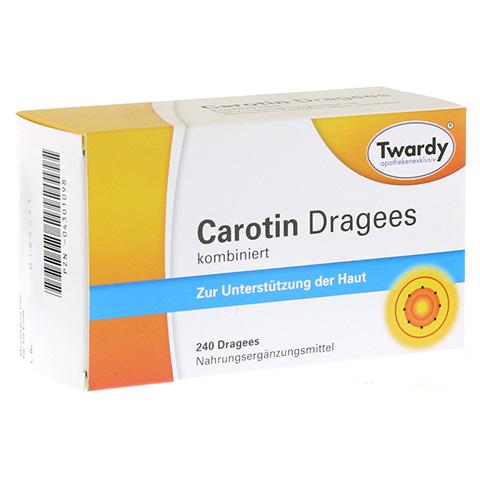 CAROTIN DRAGEES kombiniert 240 Stück