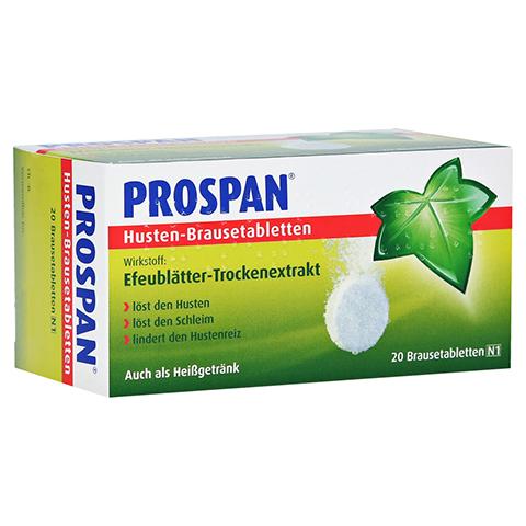 Prospan Husten-Brausetabletten 20 Stück N1
