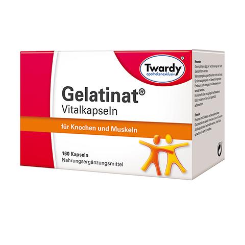GELATINAT Vitalkapseln 160 Stück