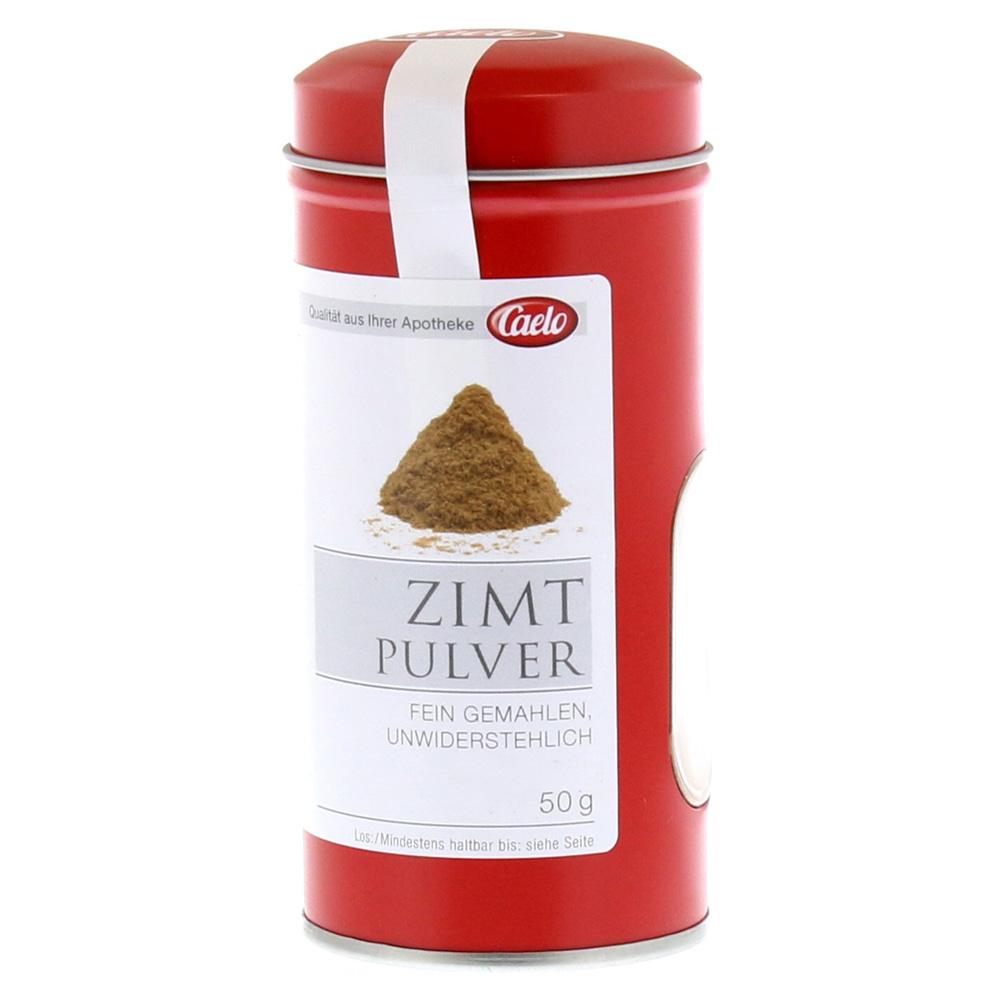 Caesar & Loretz GmbH ZIMTPULVER Caelo HV-Packung Blechdose 50 Gramm