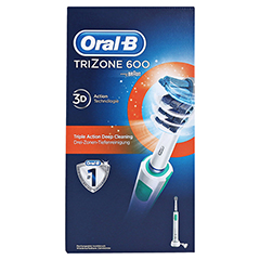 ORAL B TriZone 600 Standard Zahnbürste 1 Stück - Vorderseite