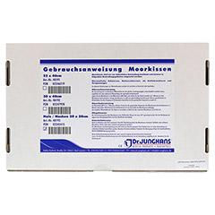 MOORKISSEN Hals/Nacken 20x50 cm 1 Stück - Vorderseite