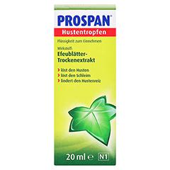 Prospan Hustentropfen 20 Milliliter N1 - Vorderseite