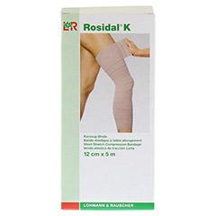 ROSIDAL K Binde 12 cmx5 m 1 Stück - Vorderseite