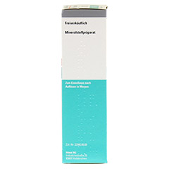 MAGNESIUM SANDOZ 121,5 mg Brausetabletten 20 Stück - Linke Seite