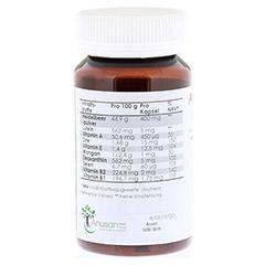 HEIDELBEER 400 mg Augen Complex Kapseln 60 Stück - Linke Seite