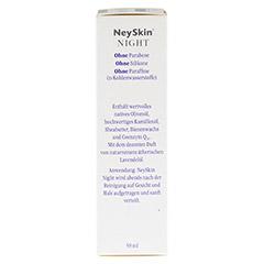NEYSKIN Night Cream m. Coenzym Q 50 Milliliter - Linke Seite