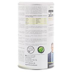 XLIM Aktiv Mahlzeit for men Vanille Pulver 500 Gramm - Linke Seite