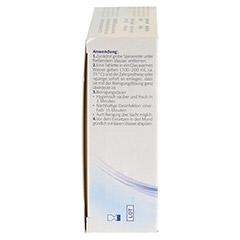 DENTIPUR Schnellreinigungs-Tabletten 30 Stück - Rechte Seite