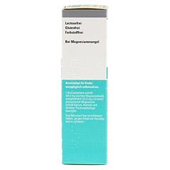 MAGNESIUM SANDOZ 121,5 mg Brausetabletten 20 Stück - Rechte Seite