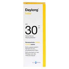 DAYLONG Baby SPF 30 Creme 50 Milliliter - Vorderseite