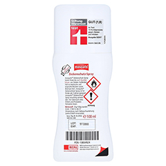 MOSQUITO Zeckenschutz-Spray protect 100 Milliliter - Rückseite