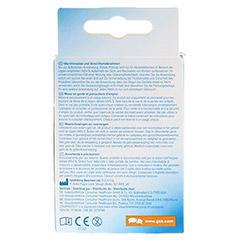 ZOVIPROTECT Lippenherpes-Patch transparent 12 Stück - Rückseite