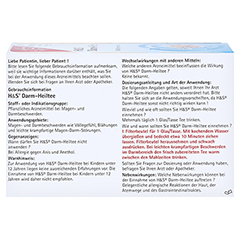 H&S Darm-Heiltee Filterbeutel 20 Stück - Rückseite