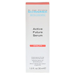 Dr. Schrammek Active Future Serum 30 Milliliter - Vorderseite