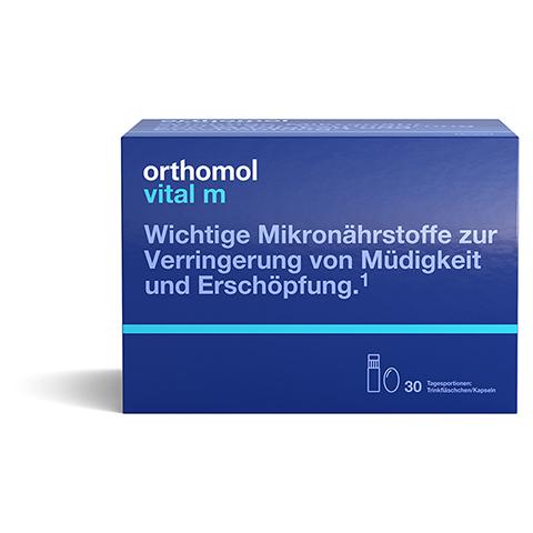 ORTHOMOL Vital M Trinkfläschchen 30 Stück