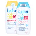 Ladival Empfindliche Haut Lotion LSF 30 + gratis Ladival Empfindliche Haut Apres Lotion 200 ml 200 Milliliter