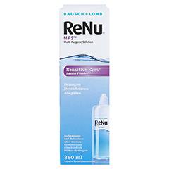 RENU MPS Flaschen 360 Milliliter - Vorderseite