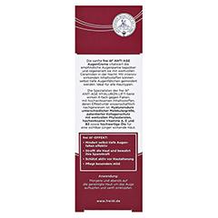 FREI ÖL Anti-Age Hyaluron Lift AugenCreme 15 Milliliter - Rückseite