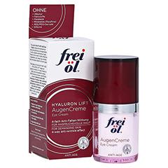 FREI ÖL Anti-Age Hyaluron Lift AugenCreme 15 Milliliter