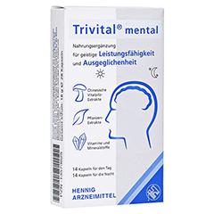 TRIVITAL mental Kapseln 28 Stück