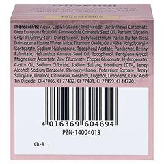 medipharma Olivenöl Intensivcreme Rose Tagescreme 50 Milliliter - Unterseite