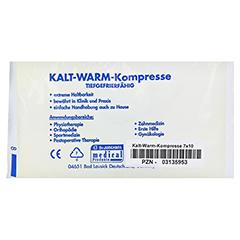 KALT-WARM Kompresse 7x10 cm 1 Stück