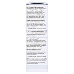 Caudalie Vinoperfect Serum + gratis Caudalie Sonnencreme SPF 50 25ml 30 Milliliter - Linke Seite